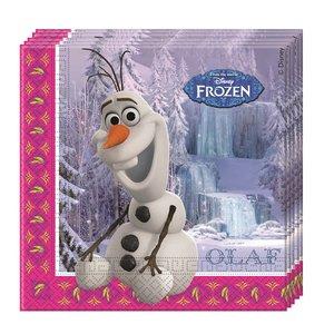 Frozen - Il regno di ghiaccio Olaf (20 pièces)