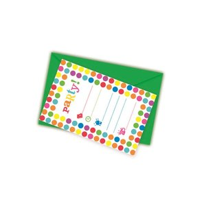 Happy Birthday Dots (6 pezzi)