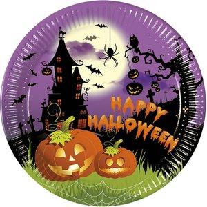 Happy Spooky Halloween (8er Set)