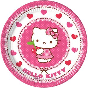 Hello Kitty (8er Set)