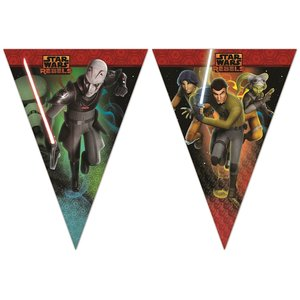 Star Wars Rebels - Bandierine