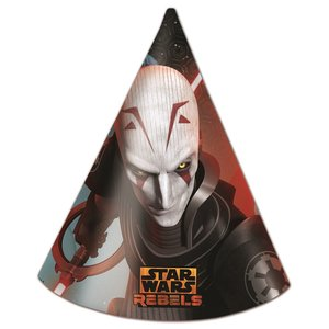 Star Wars Rebels (6er Set)