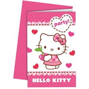 Hello Kitty (6er Set)
