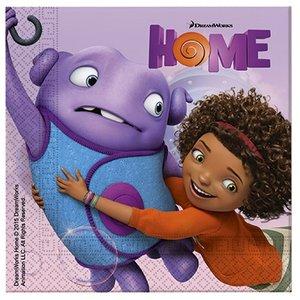 Home - A casa (20 pezzi)