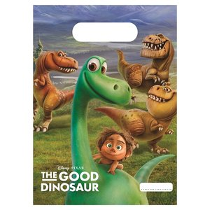 The good Dinosaur - Arlo & Spot (6er Set)