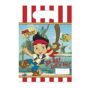 Jake und die Nimmerland-Piraten (6er Set)