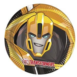 Transformers (8 pezzi)