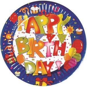 Kokliko Happy Birthday (10er Set)