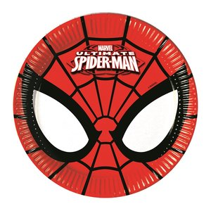 Ultimate Spider-Man - Power: Large (8 pezzi)