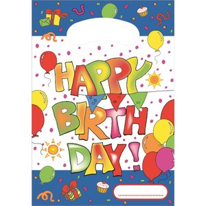 Kokliko Happy Birthday (6 pezzi)