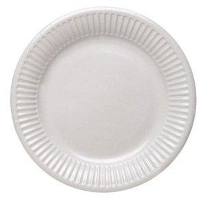 White - Weiss 23cm (50er Set)