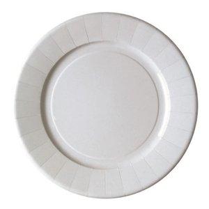 White - Bianco 28cm (10 pezzi)