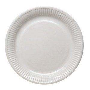 White - Bianco 16cm (10 pezzi)