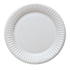 White - Weiss 20cm (10er Set)