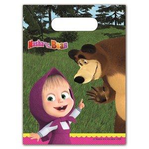 Mascha und der Bär (6er Set)