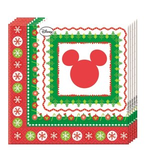 Mickey Christmas Nordic (20er Set)