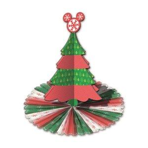 Mickey Christmas Nordic Tischdeko