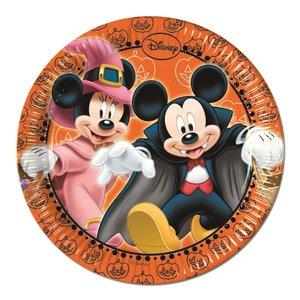 Mickey Halloween (8er Set)