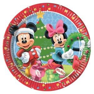 Mickey Christmas Time - Ho Ho Ho! (8er Set)