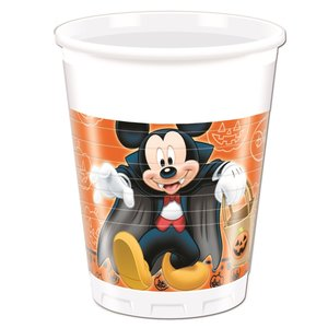 Mickey Halloween (8 pièces)