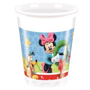 Mickey Christmas Time Ho Ho Ho! (8er Set)