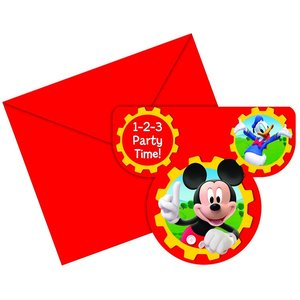 Mickey Party Time (6 pezzi)