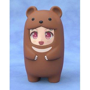 Nendoroid More Actionfiguren: Brown Bear