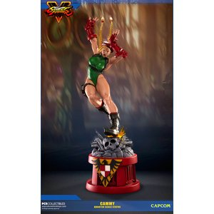 Street Fighter V: 1/4 Cammy