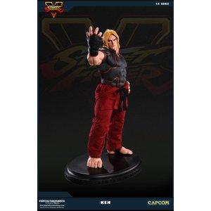 Street Fighter V: 1/4 Ken Masters