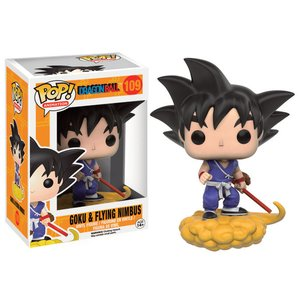 POP! Animation - Dragonball Z: Goku auf Jindujun