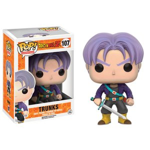 POP! Animation Dragonball Z: Trunks
