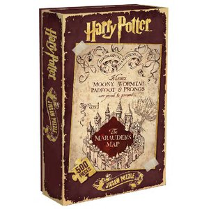 Harry Potter: Karte des Rumtreibers (500 Teile)