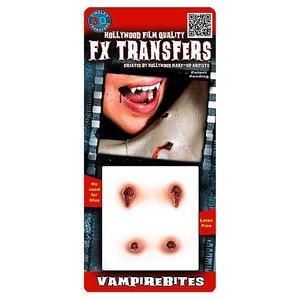 Vampirbiss - 3D Tattoo