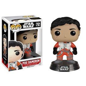 POP! Star Wars Episode VII: Poe Dameron (No Helmet)