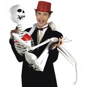 Polterabend - Aufblasbares Skelett