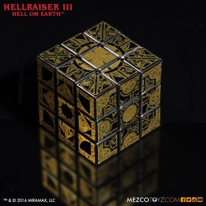 Hellraiser III: Cubo magico Lament Configuration