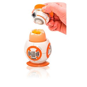 Star Wars - Episode VII: BB-8 mit Salzstreuer