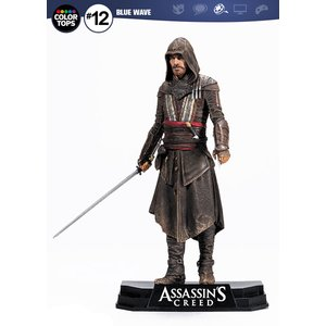 Assassin's Creed Color Tops: Aguilar (Michael Fassbender)