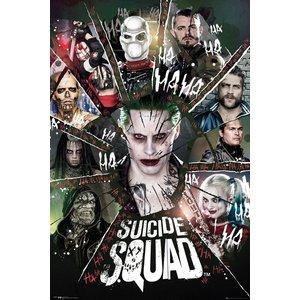 Suicide Squad: Joker & Team Ha Ha Ha