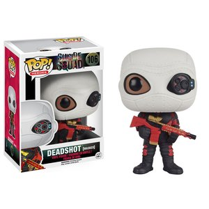 POP! - Suicide Squad: Deadshot Masked