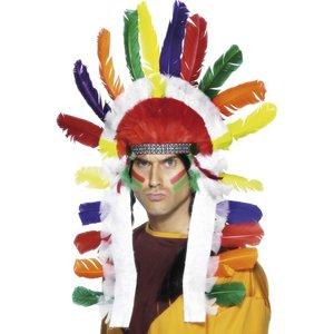 Chef de tribu indien