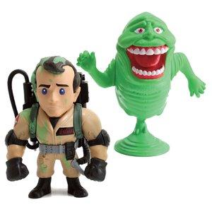 Ghostbusters: Peter Venkman (Slimed) & Slimer