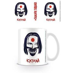 Suicide Squad: Katana Skull