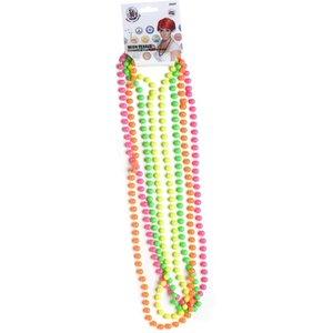 80er Jahre - Neon Perlen