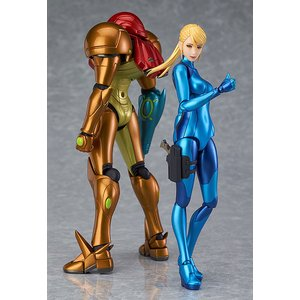 Metroid Other M Figma: Samus Aran Zero Suit Version