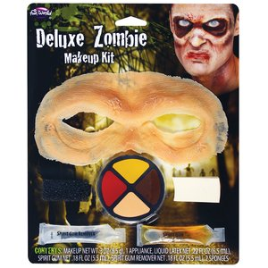 Zombie Deluxe Make Up Set