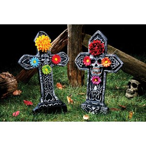 Day of The Dead Grabstein