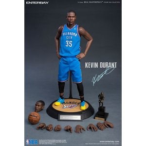 NBA Collection - Real Masterpiece: 1/6 Kevin Durant