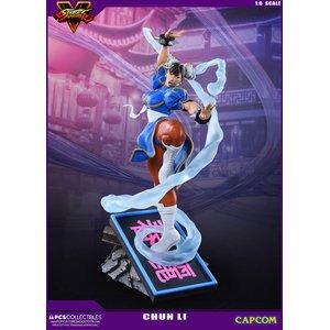 Street Fighter V: 1/6 Chun-Li
