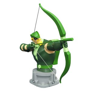Justice League - Unlimited Animated: Green Arrow